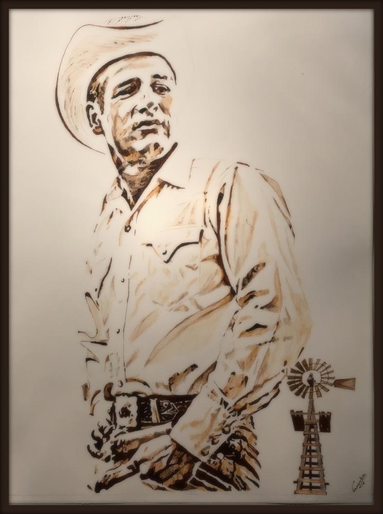 Paul Newman por Clint